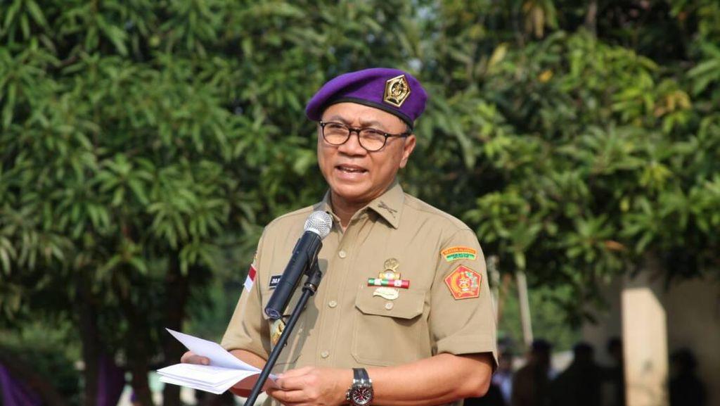Ketua MPR: Saatnya Bela Negara dengan Persatuan Antar Kelompok