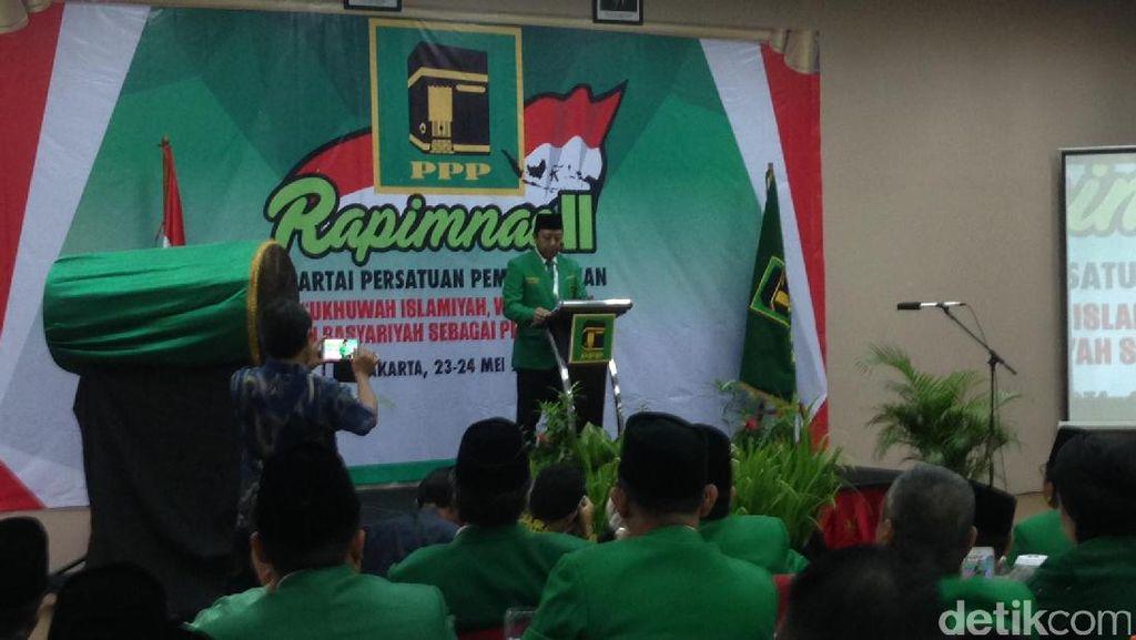 Tutup Rapimnas, PPP Targetkan Masuk 3 Besar Pemenang Pemilu 2019