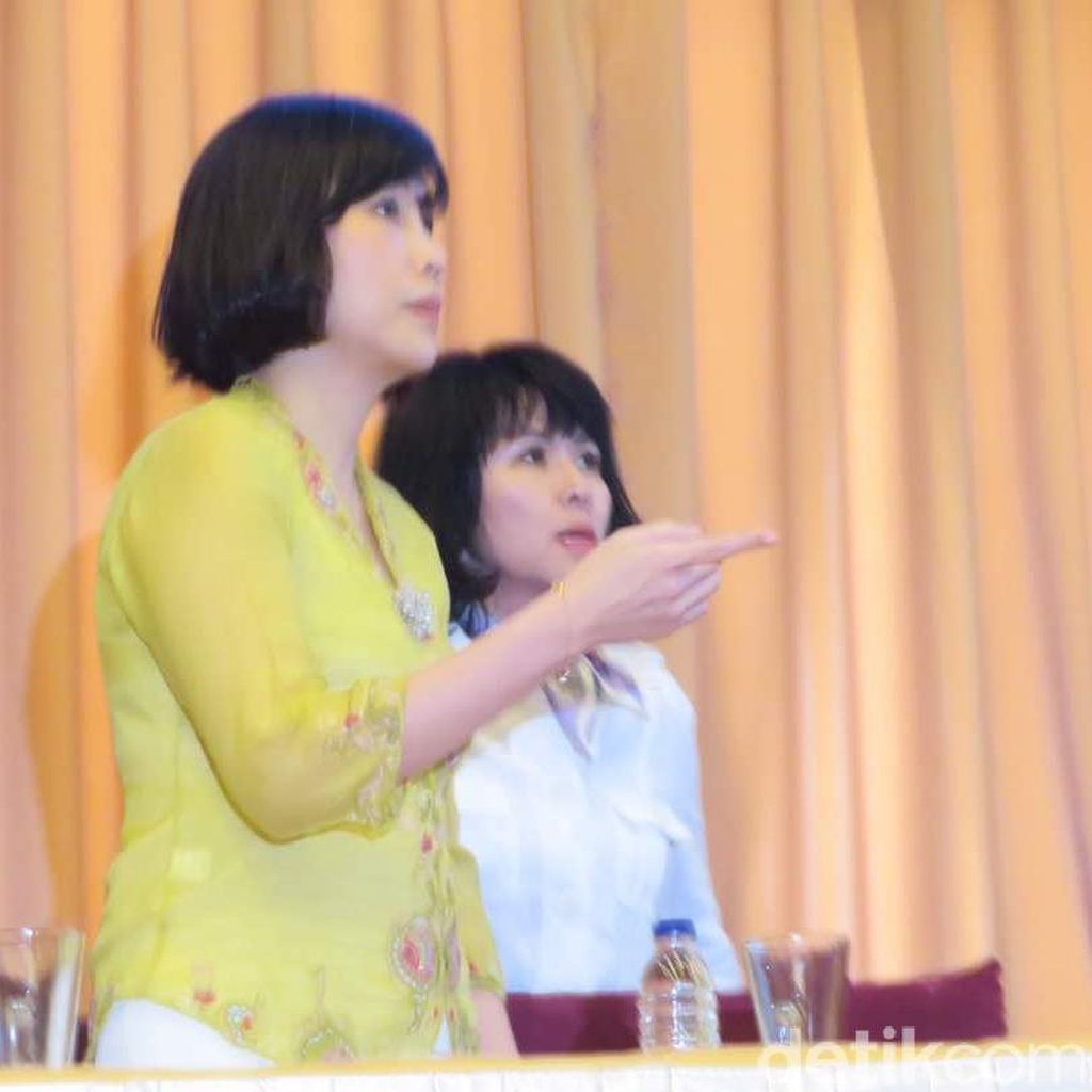 Veronica Tan Siap Ungkap Alasan Ahok Cabut Banding