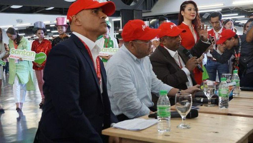 Pesan Makanan di AirAsia Akan Makin Mudah dan Praktis dengan Sistem Online
