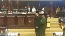 Ketua DPD Lantik Pengganti Irman Gusman di Sidang Paripurna