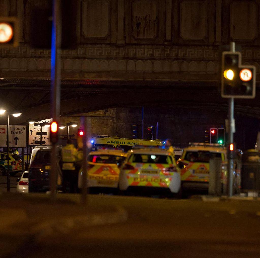 3 Pria Ditangkap di Manchester Terkait Bom Konser Ariana Grande