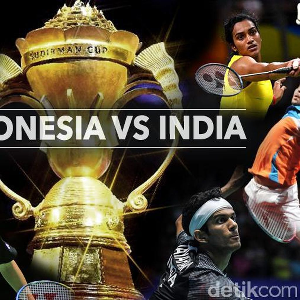 Live Report: Indonesia vs India