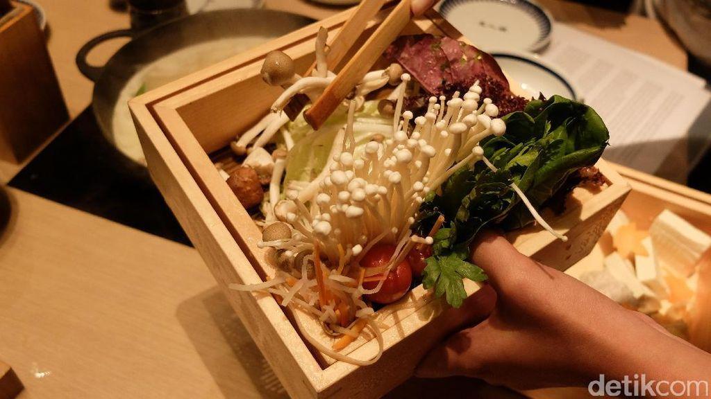 Bijin Nabe, Sup Mengandung Kolagen Asal Jepang Hadir di Indonesia