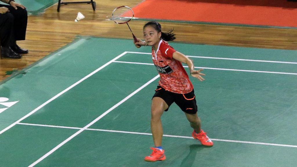 Fitriani Ditaklukkan Sindhu, Indonesia Kalah 1-3 dari India