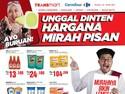 Setiap Hari Lebih Murah di Promo Spesial Transmart Carrefour Bandung