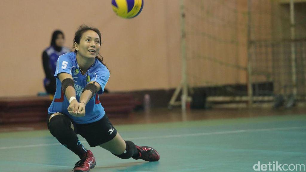 Fisik Pemain Putri Pelatnas Voli Belum Sip, Pelatih: Yang Penting Jangan Gendut