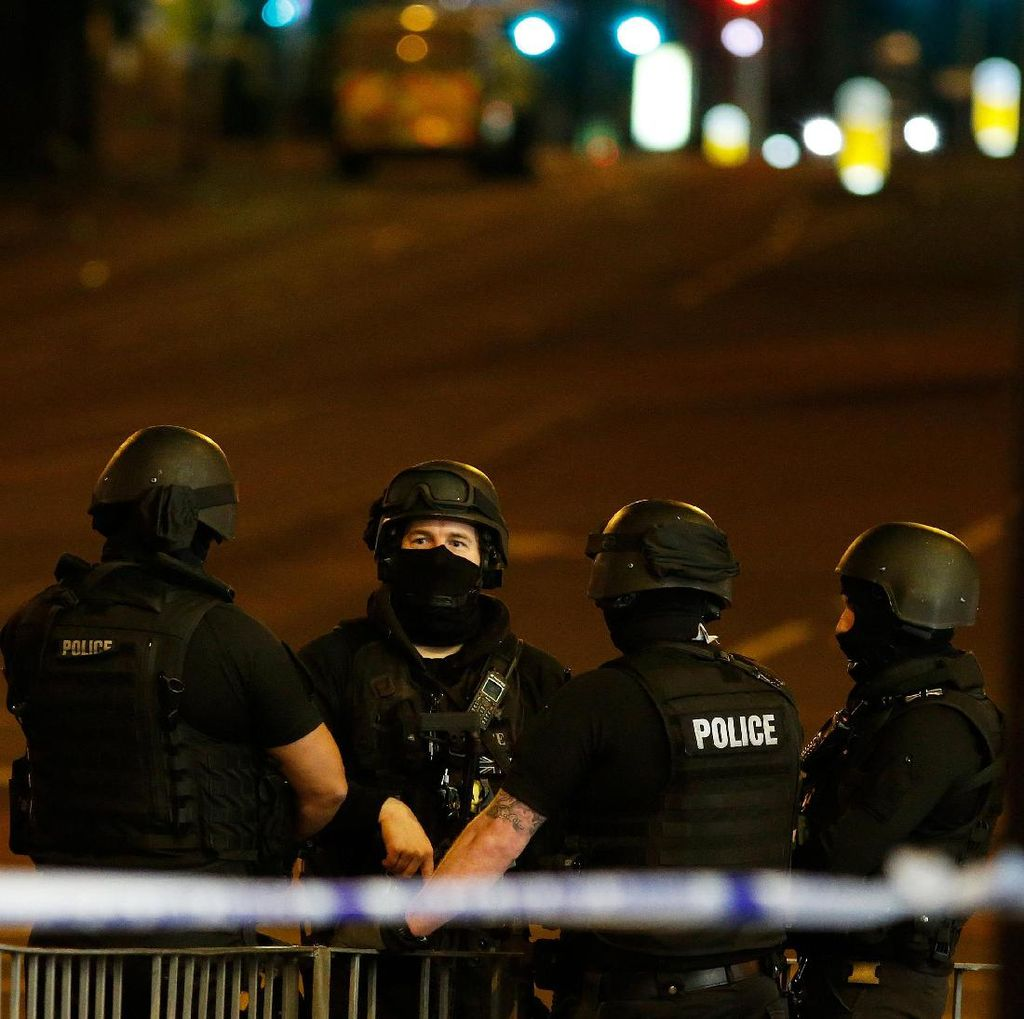 Insiden di Pinggiran Manchester Alarm Palsu, Polisi: Situasi Aman