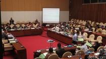 Pansus DPR Undang 3 Kementerian Bahas RUU Pemilu