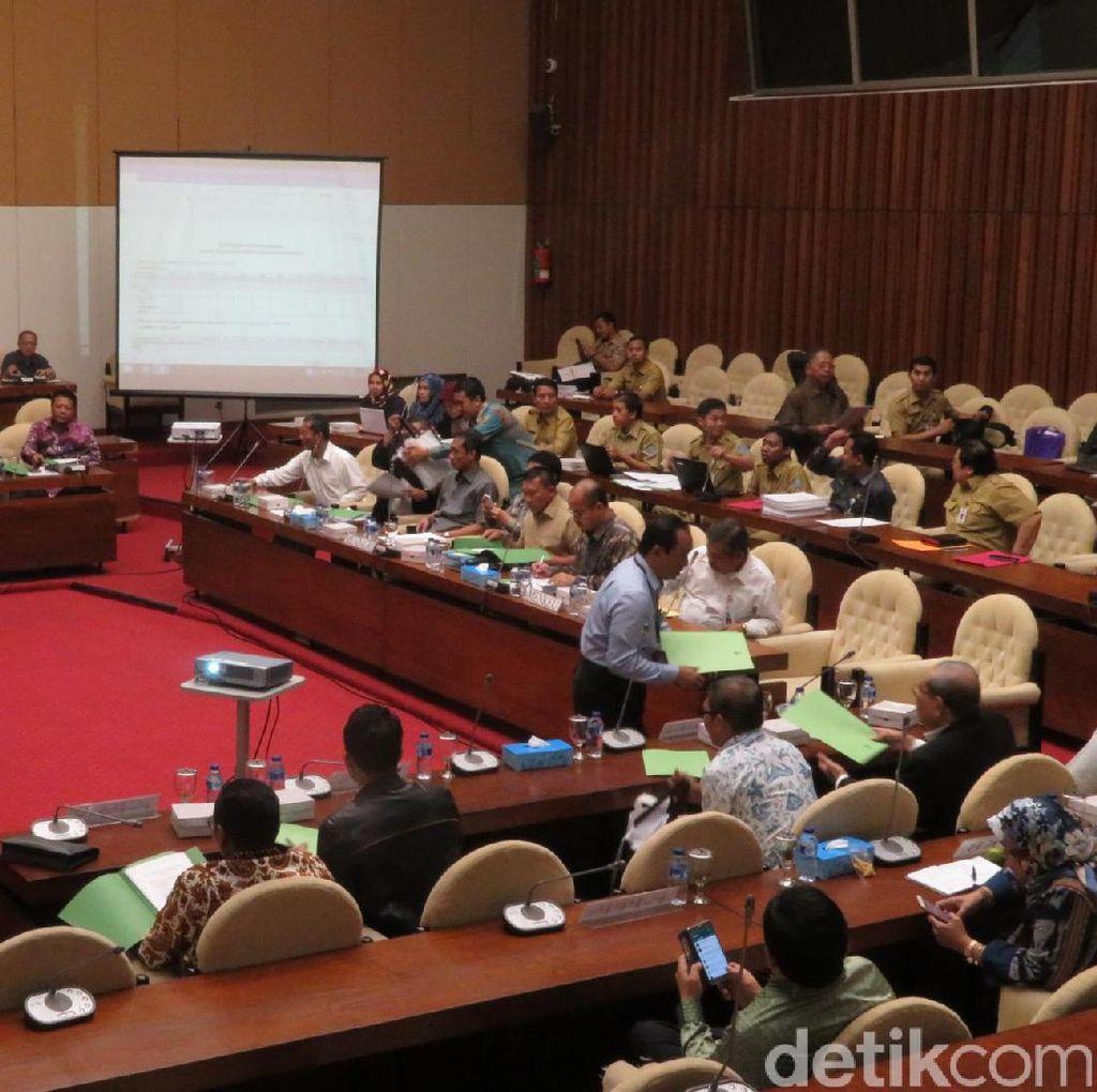 Rapat 2 Jam, Pansus DPR Baru Sepakati 2 dari 14 Isu RUU Pemilu
