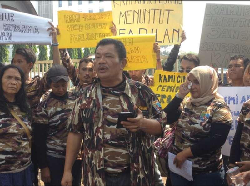 Tolak Dikosongkan, Warga Perumahan TNI Tanah Kusir Gugat Kodam Jaya