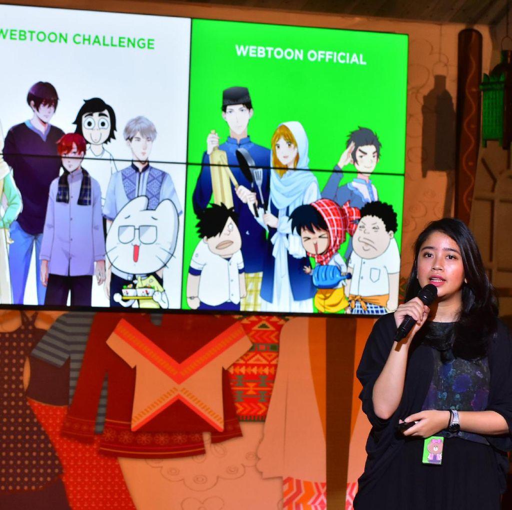 Jelang Ramadan, LINE Webtoon Indonesia Rilis Webtoon Oneshot