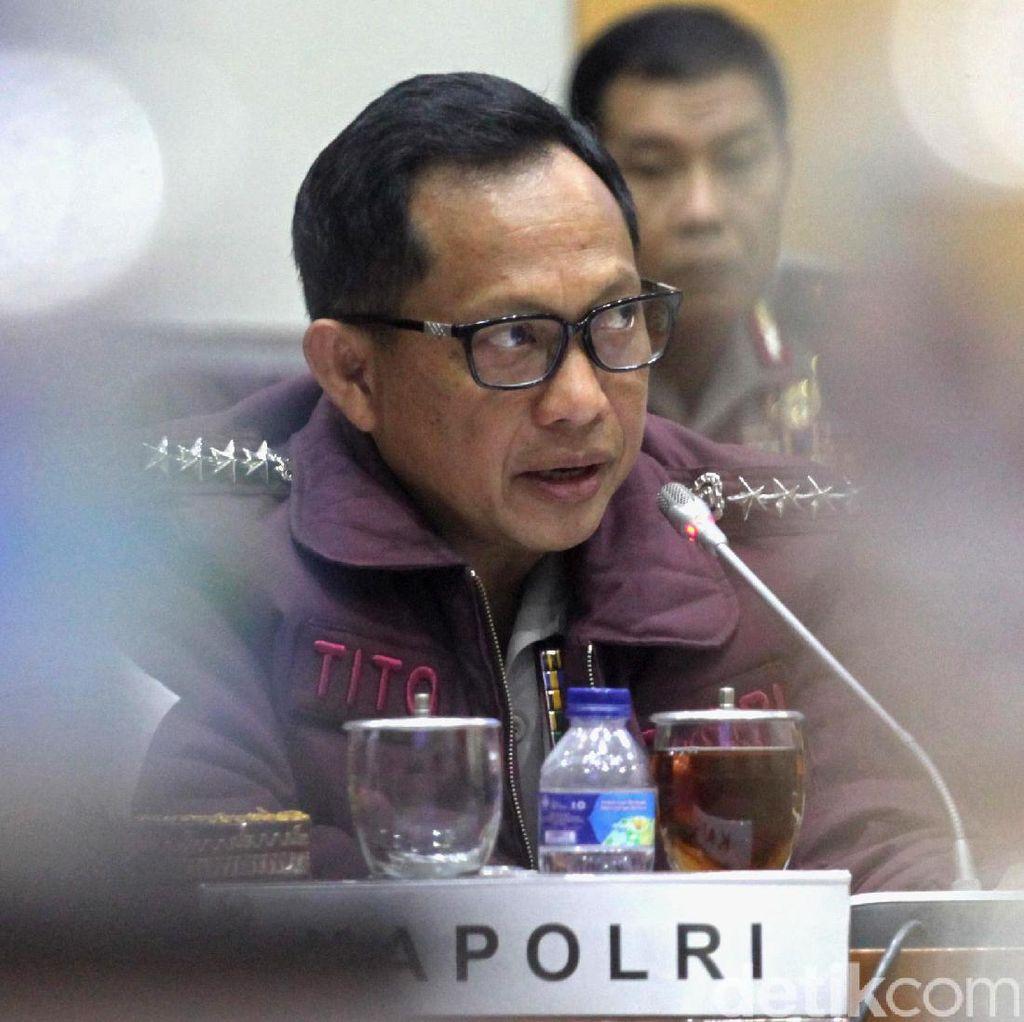Kendala Polisi Tangani Korupsi dan Wacana Pembentukan Densus Tipikor