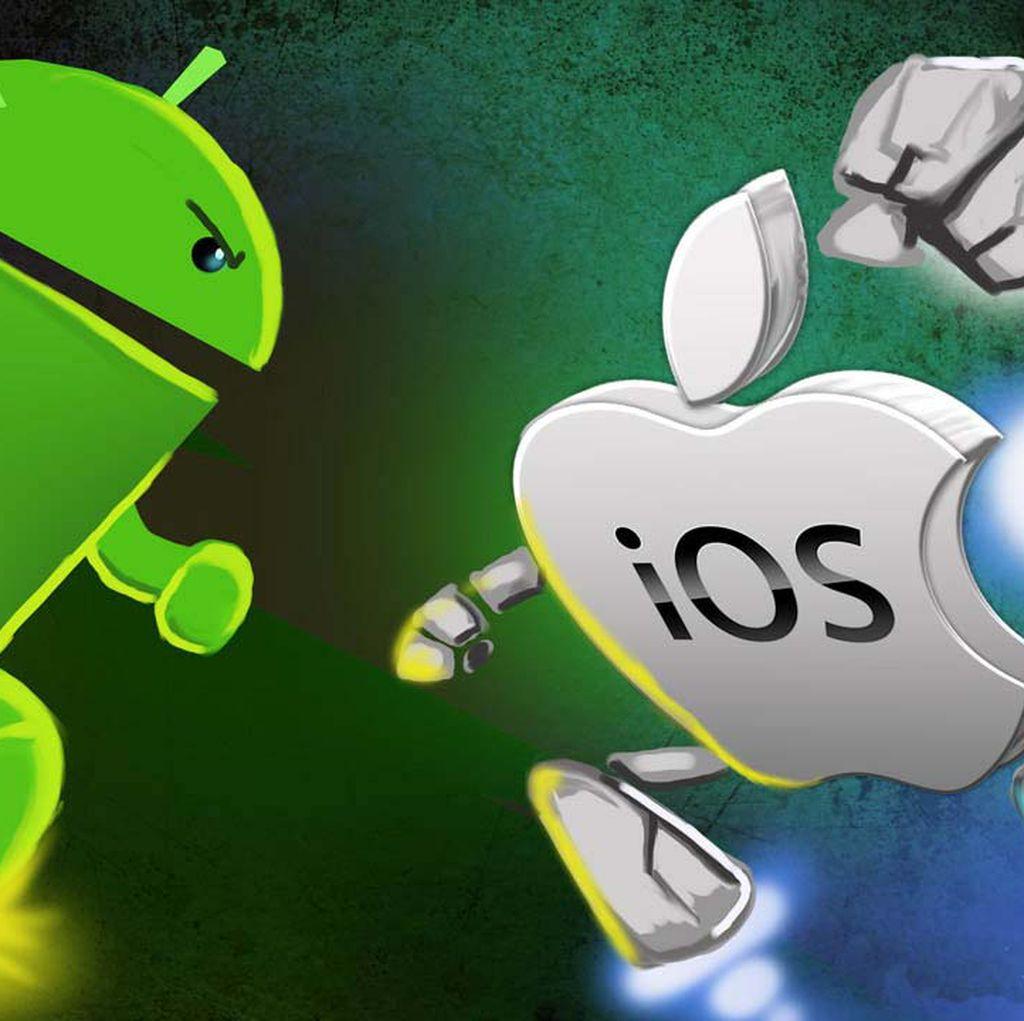 iOS Lebih Bermasalah dari Android?