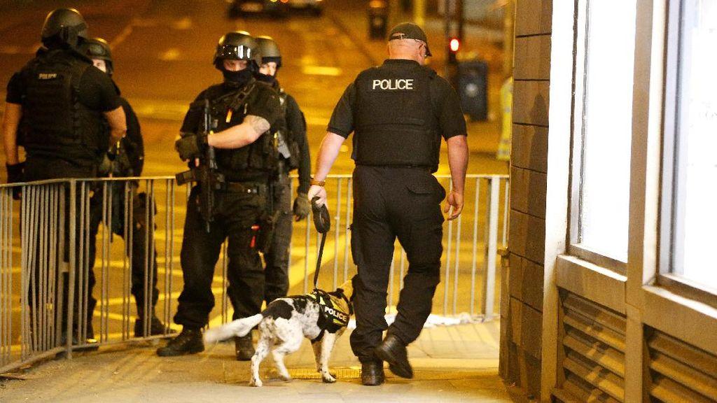 2 Pria Lainnya Ditangkap Polisi Terkait Bom Konser Ariana Grande