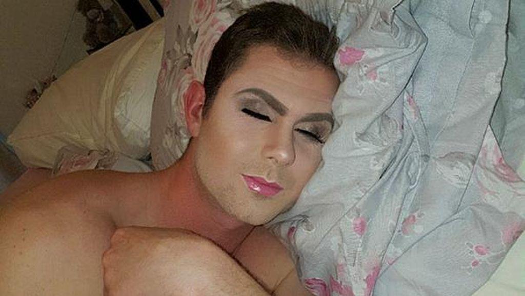 The Power of Makeup, Cara Wanita Ini Balas Dendam ke Kekasihnya Jadi Viral