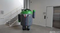 Gak Cuma Asyik, Markas Google Juga Fotogenik
