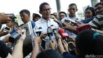 Sandiaga Mengaku Tak Tahu soal Korupsi Wisma Atlet dan RS Udayana