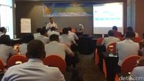 30 Perwira TNI AU Ikuti Pembekalan Hukum Udara dan Humaniter