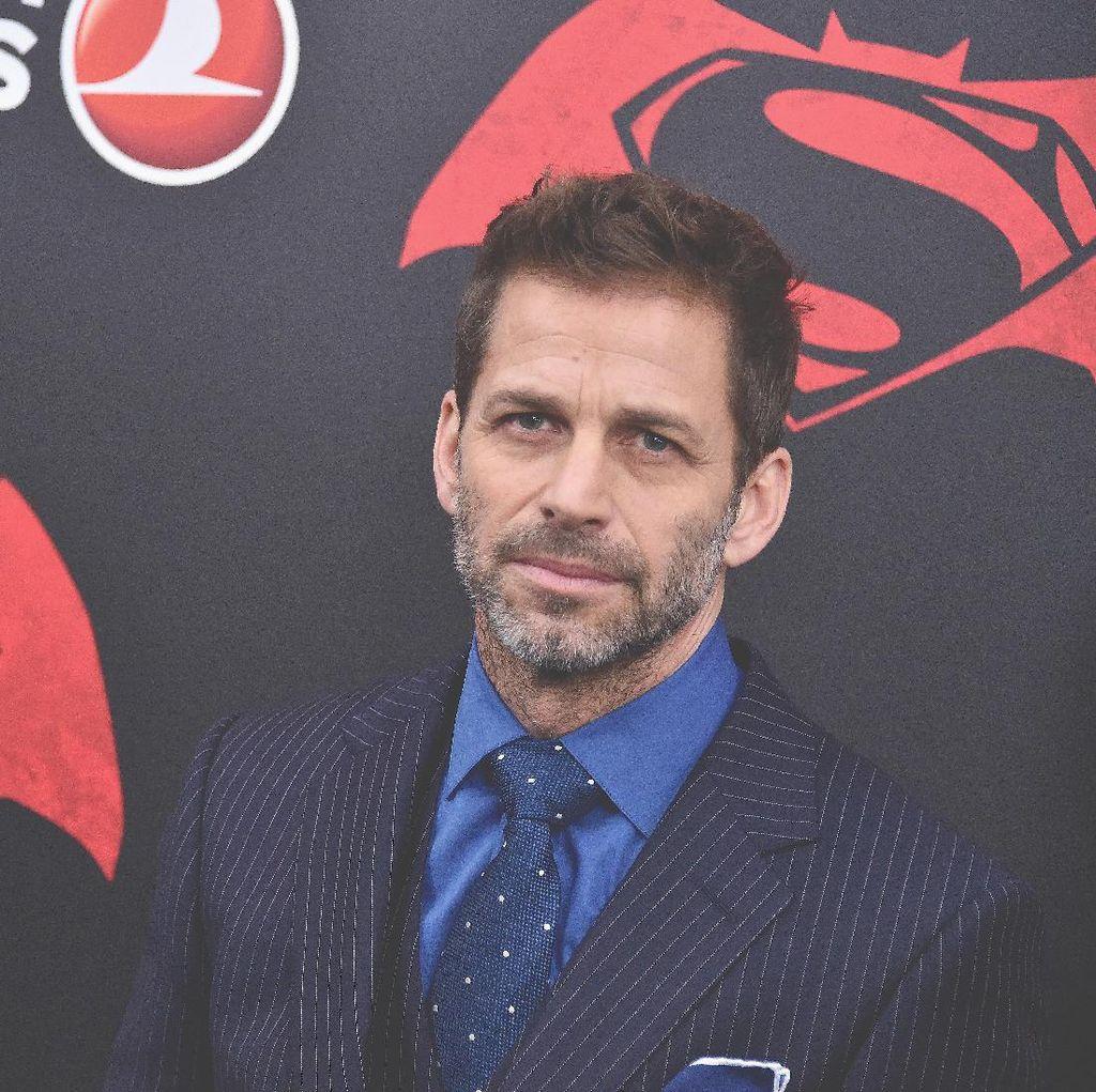 Zack Snyder Putuskan Mundur dari Produksi Justice League