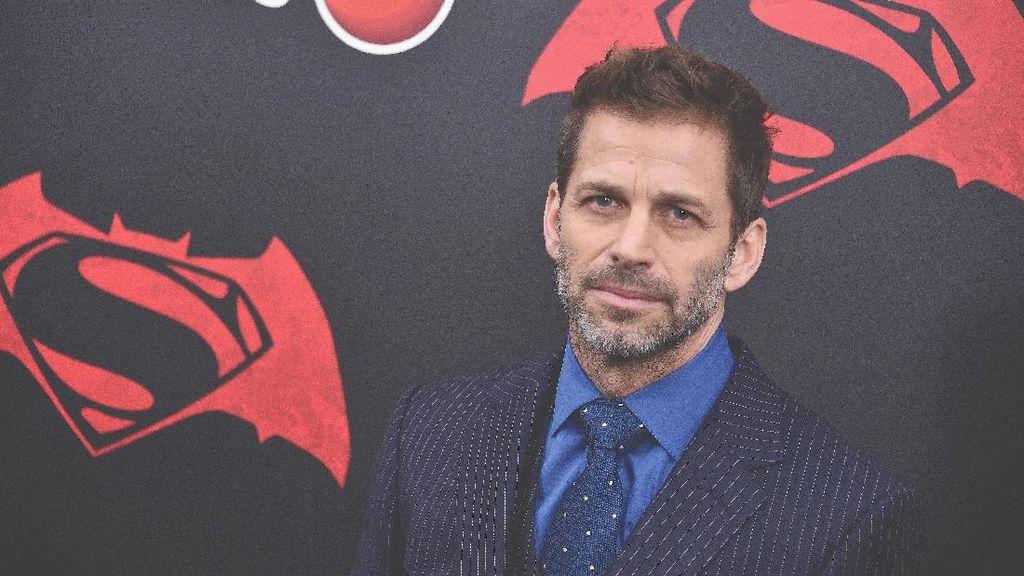 Cerita Sutradara Zack Snyder Kampanyekan Pencegahan Bunuh Diri