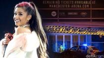 New York Tingkatkan Pengamanan Usai Ledakan Konser Ariana Grande