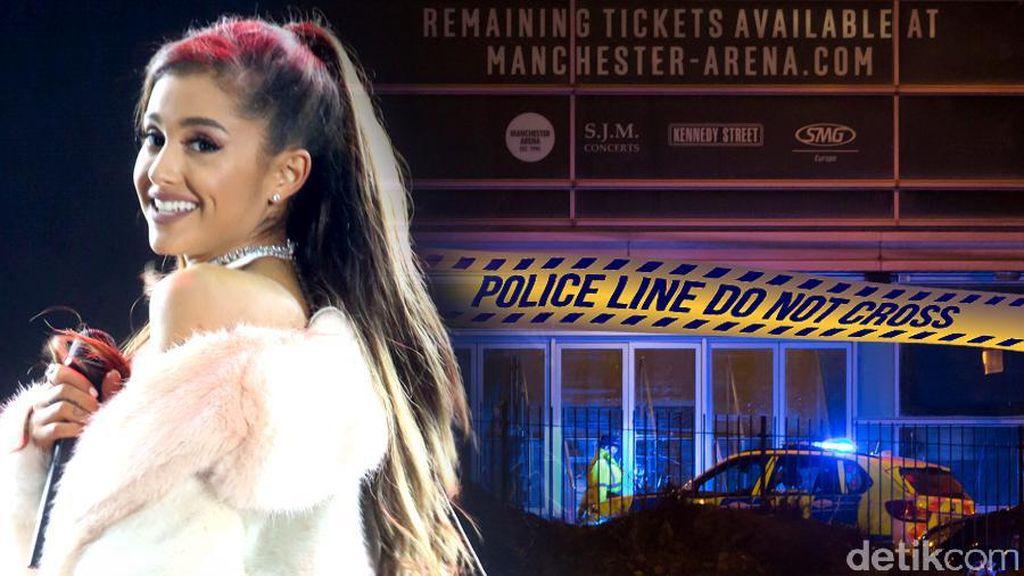 Iran Kecam Serangan Bom Bunuh Diri di Konser Ariana Grande