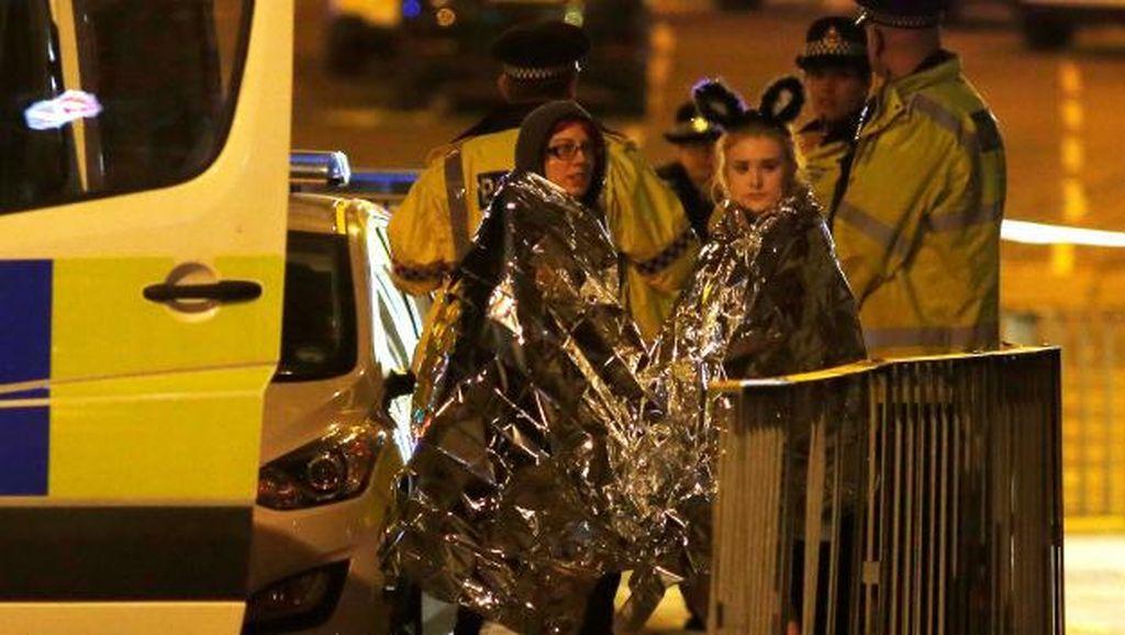 Polisi: Pelaku Ledakan di Konser Ariana Grande Bawa Ransel