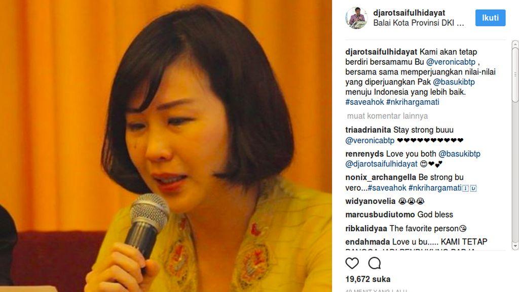 Djarot: Kami Bersama-sama Berjuang Menuju Indonesia Lebih Baik