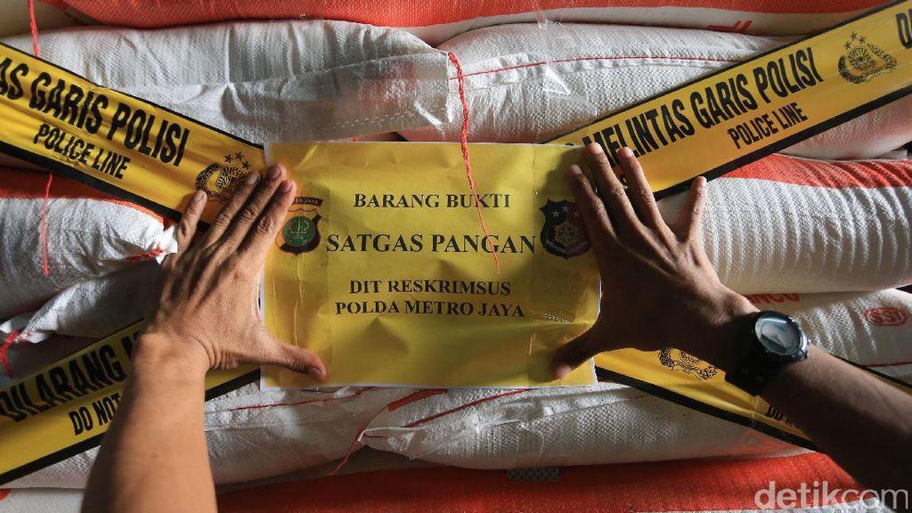 Polisi Ungkap 79 Kasus Penyimpangan Bahan Pangan Hingga Awal Puasa