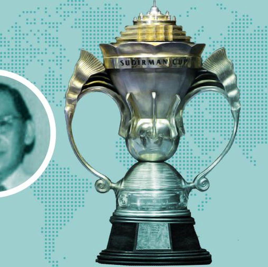 Soal Trofi Piala Sudirman