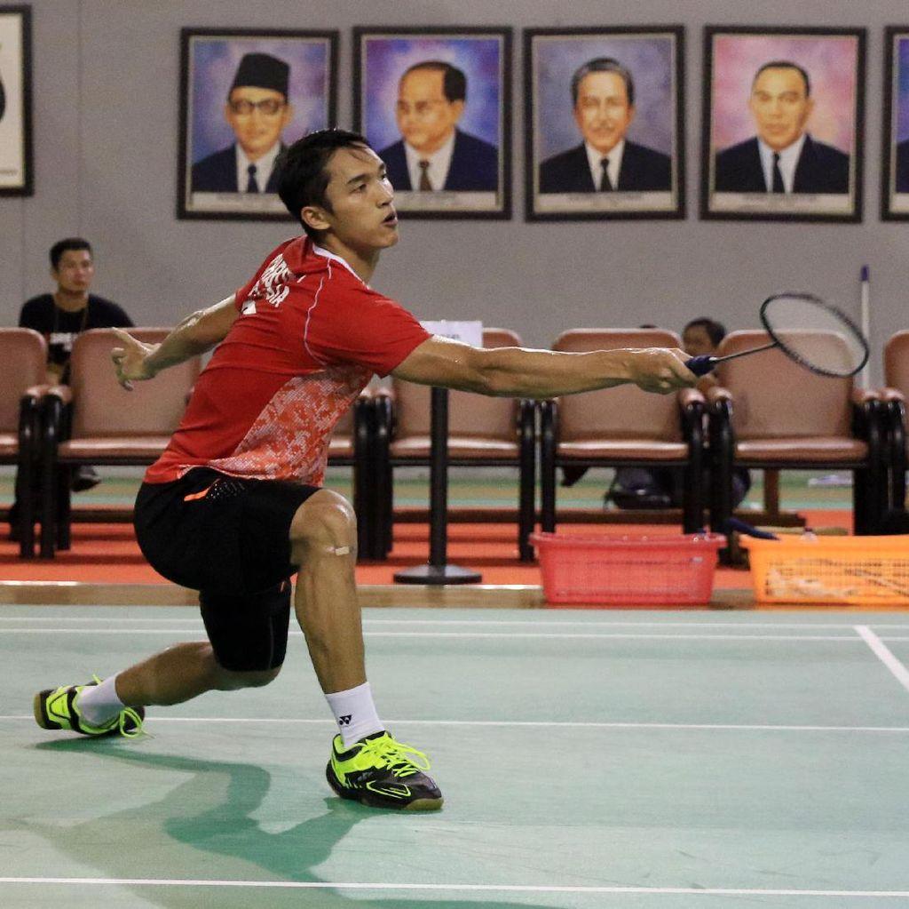 Jonatan Juga Tumbang, Indonesia Kini Ketinggalan 0-2