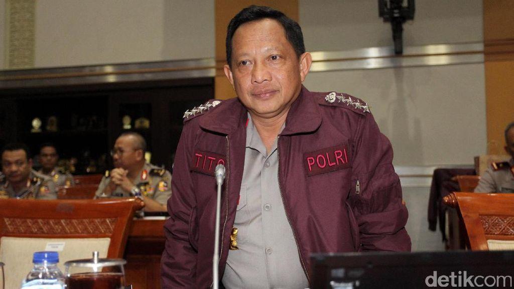 Komisi III Tanya Kapolri soal Tewasnya Taruna Akpol