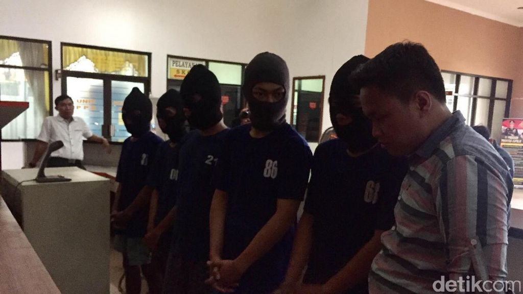 7 Pelaku Tawuran yang Tewaskan 1 Warga di Jatiwaringin Ditangkap