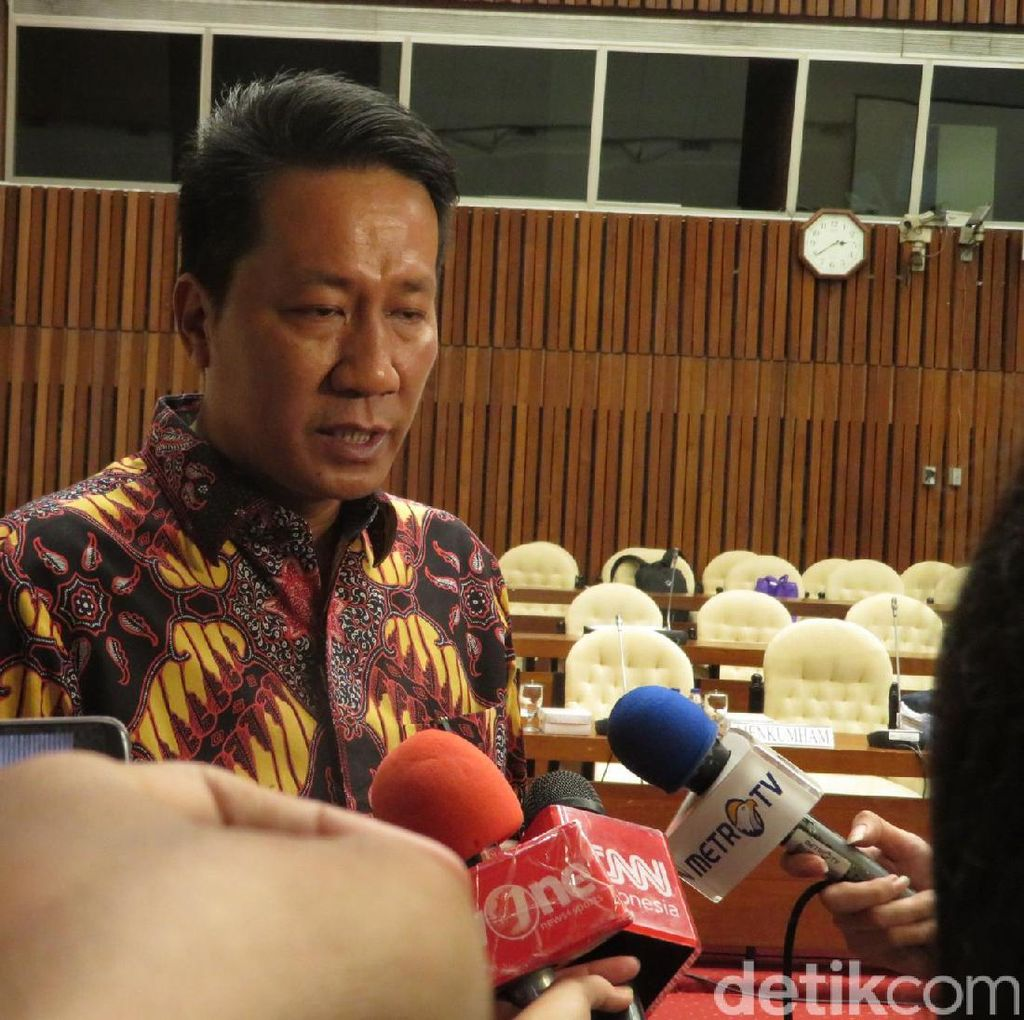 Ada Usulan Penambahan Pimpinan MPR, Baleg: Tergantung Pemerintah