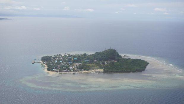 Pulau di Raja Ampat
