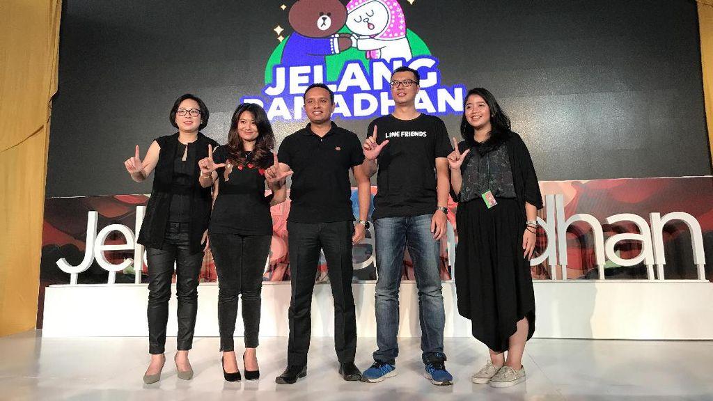 Line Ogah Tiru Filter Video Snapchat