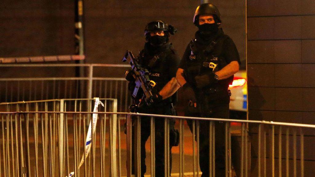 ISIS Klaim Serangan Bom di Konser Ariana Grande