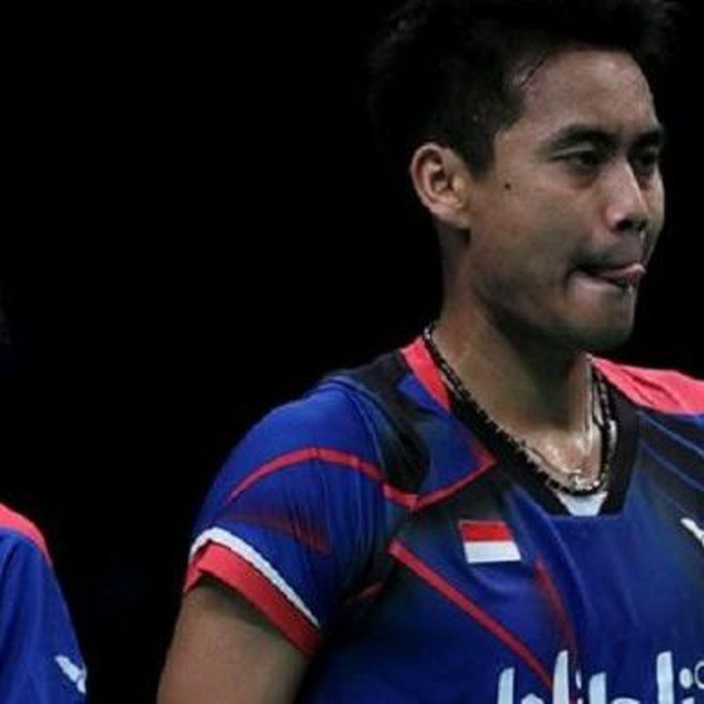 Tontowi/Gloria Kalah, Indonesia Tertinggal 0-1