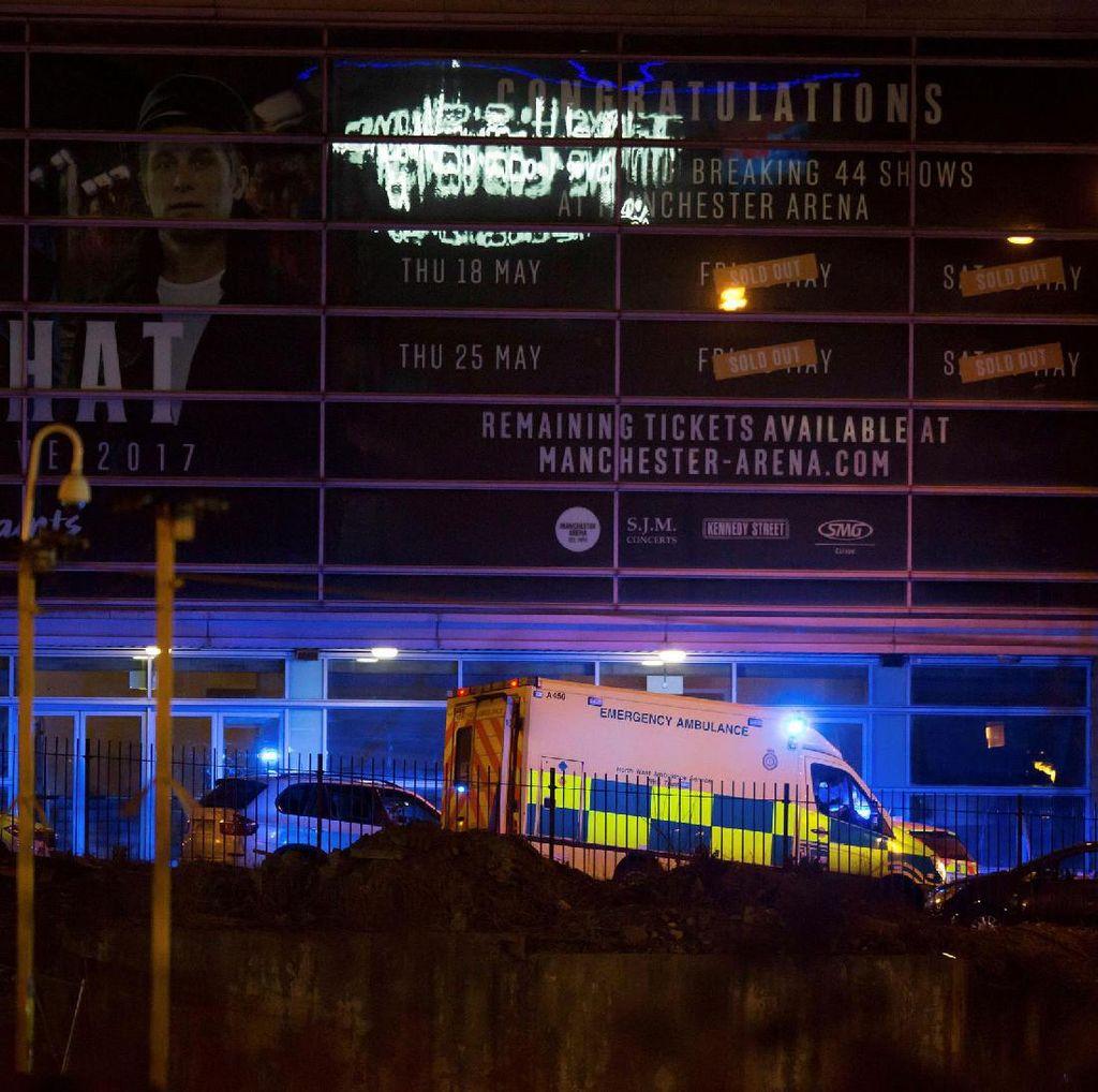 Berujung Ledakan, Konser Manchester Pembuka Tur Eropa Ariana Grande
