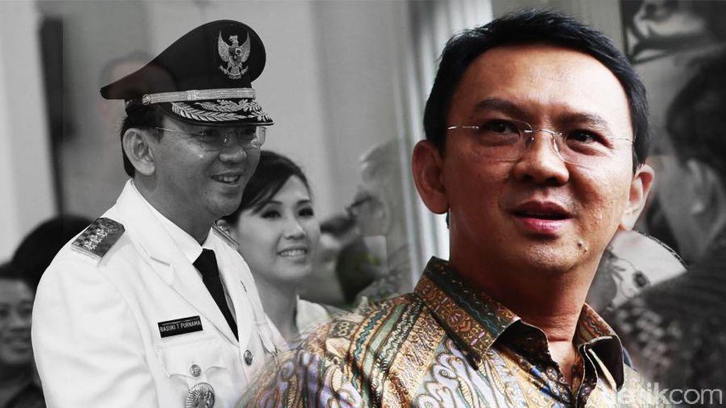 Wasekjen Golkar: Mundur dari Posisi Gubernur, Ahok Sudah Legawa
