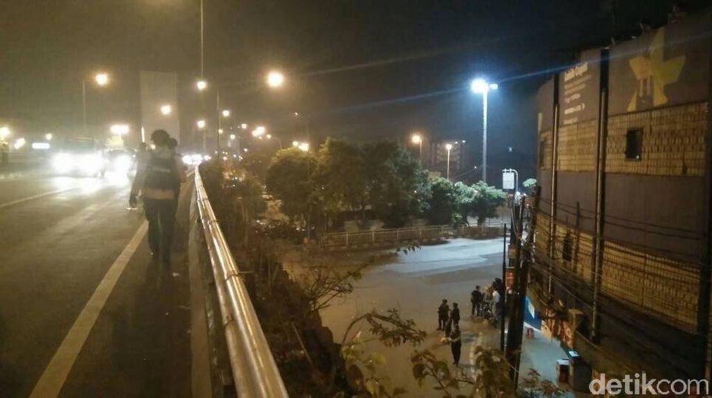 Korban Bom Kampung Melayu Dibawa ke RS Hermina dan RS Premier