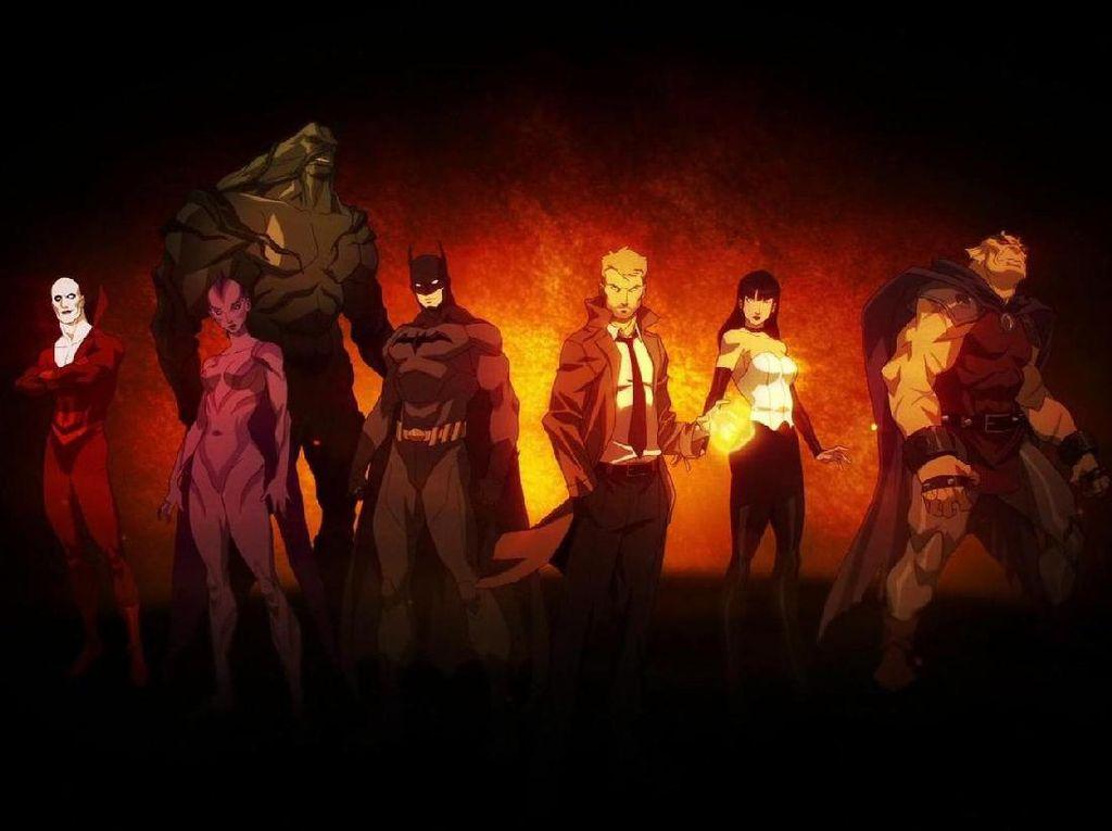 Duh, Live-Action Justice League Juga Ditinggal Sang Sutradara