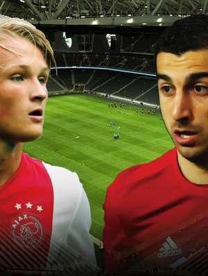 Ajax dan MU Berebut Gelar Juara di Stockholm