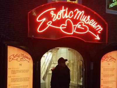 Khusus Dewasa di Amsterdam: Museum Erotis