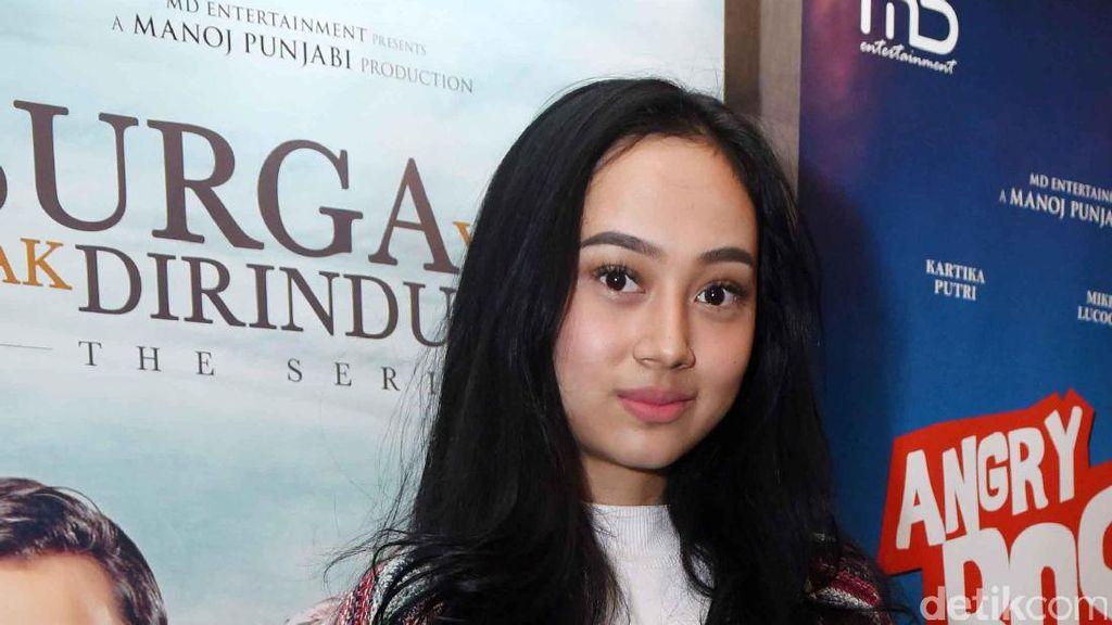 Kata Natasha Manapa Soal Peran di 'Surga Yang Tak Dirindukan The Series'