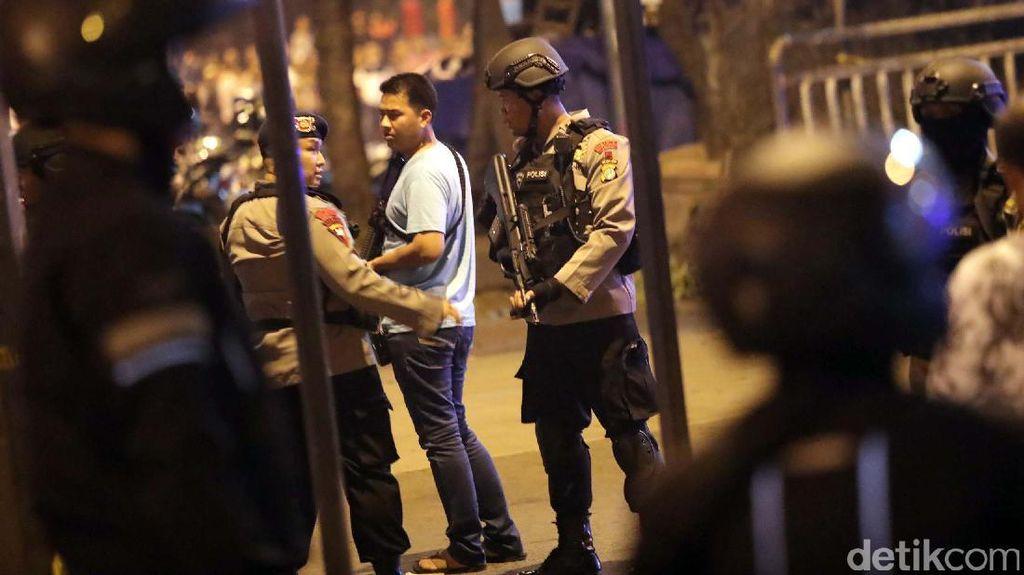 Bom Kampung Melayu, Menhub: Perketat Pengamanan Transportasi Publik!