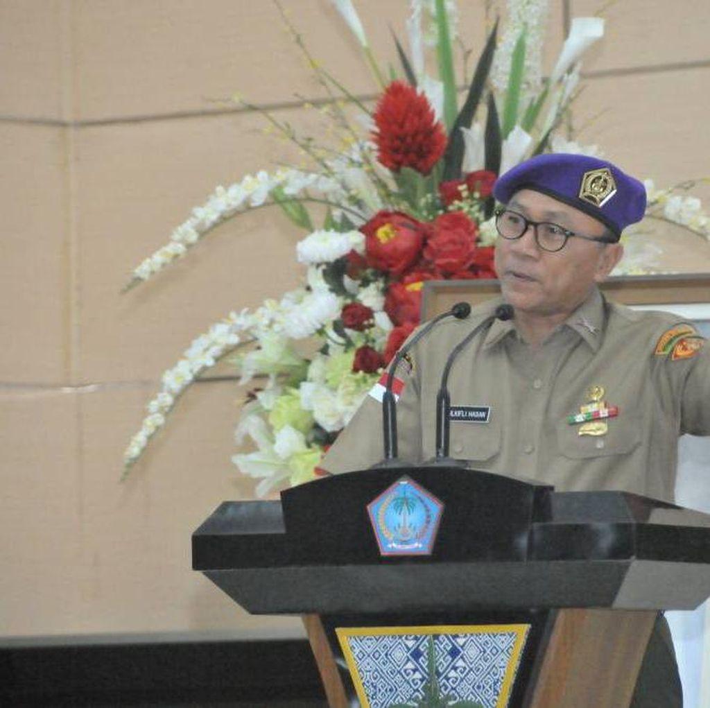 Di Manado, Ketua MPR Tegaskan Persatuan Indonesia Tetap Kokoh