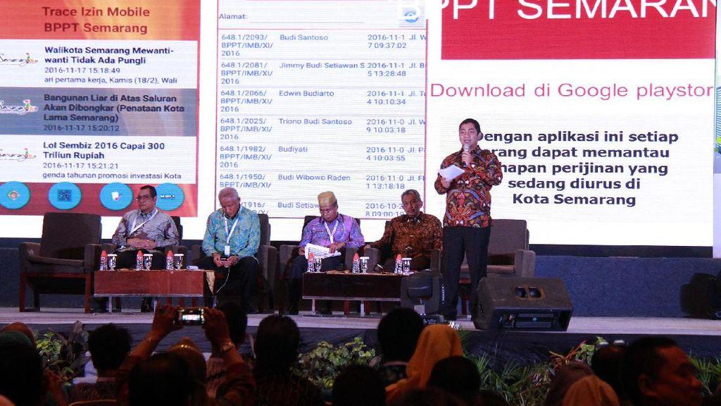 Strategi Wali Kota Semarang Terapkan Smart City