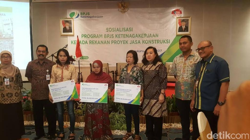 Karyawan Kontraktor Proyek Pemkot Solo Wajib jadi Peserta BPJS